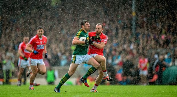 'Kerry depend on the right ball to Kieran Donaghy and the best man to supply this is David Moran'