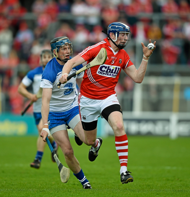 'Damien Cahalane was a much bigger loss to the footballers than he was a gain to the hurlers'