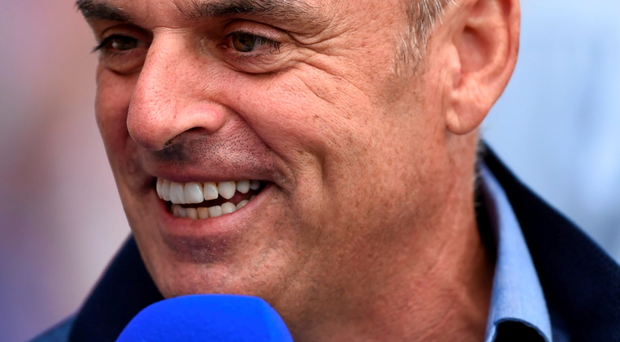 Golfer and Ryder Cup captain Paul McGinley