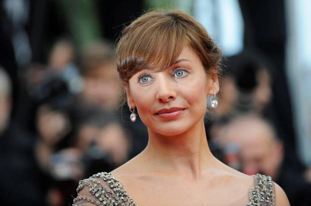 Australian singer Natalie Imbruglia arrives for the opening ceremony and screening of