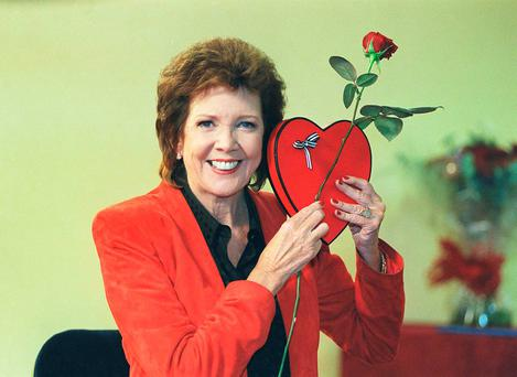 British Entertainer and Presenter Cilla Black In London for auditions for a new series of ITV's Blind Date, which will be screened later this year. (Photoshot/Getty Images)
