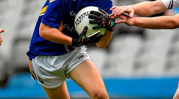 Longford's Darragh Doherty helped prevent a comeback from Derry