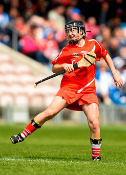 Amy O'Connor's goal just before the interval was a critical turning point