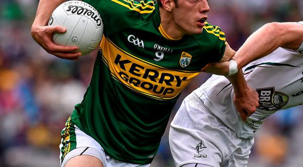 Many people believe that Kerry's David Moran was their best player at the weekend