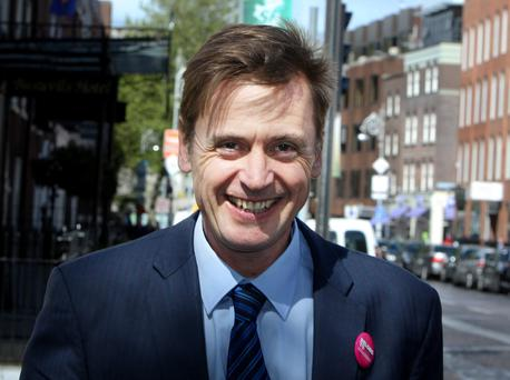 Dominic Hannigan, Labour TD for Meath East