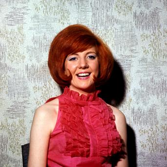 20-year-old Cilla in 1963