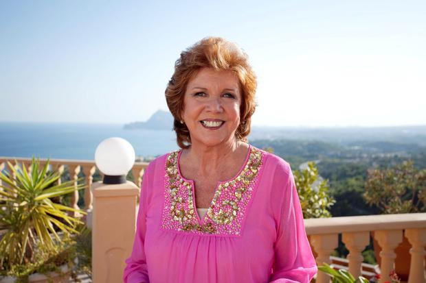 The legendary singer, broadcaster and entertainer Cilla Black, who died suddenly yesterday at her holiday home in Spain at the age of 72.