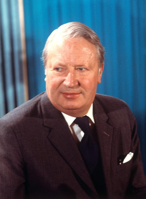 File photo dated 11/02/74 of Edward Heath, as the handling of a child sex abuse claim involving the former prime minister is to be investigated by watchdogs. PA Wire