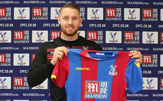 Connor Wickham has signed for Crystal Palace