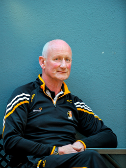 Brian Cody: 'I don't look at Waterford as just being a sweeper team'