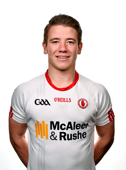 Tyrone's Mark Bradley was impressive against Limerick, and along with Darren McCurry, is shouldering more responsibility