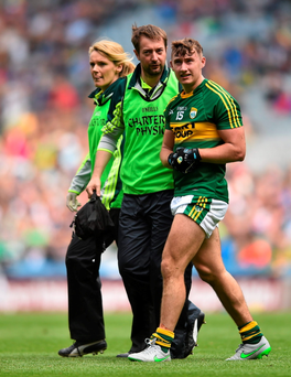 James O'Donoghue is expected to be fit for Kerry's All-Ireland semi-final after avoiding a shoulder dislocation