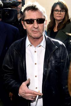 Former AC/DC drummer Phil Rudd could face further sanctions, including jail time, if the judge concludes Rudd was in breach of his conditions