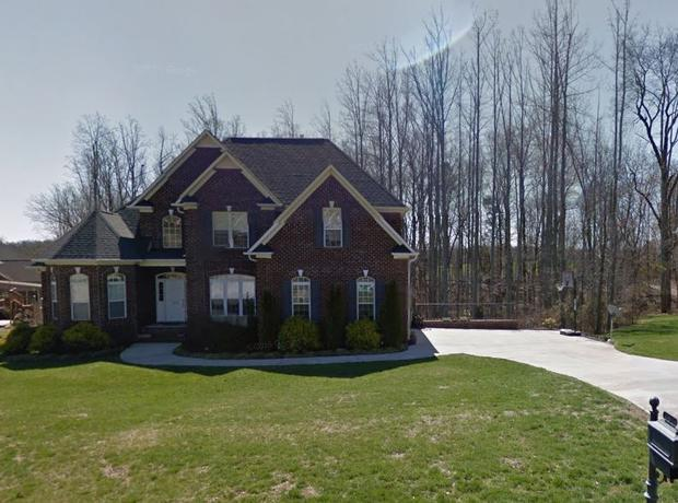 Incident occurred early on Sunday morning at Panther Creek Court in Wallburg (Photo: Google Maps)