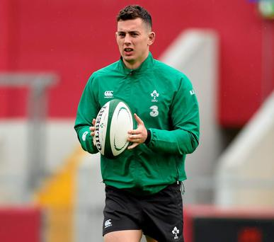 Leinster's Noel Reid could get a chance to state his World Cup case against Wales on Saturday after reportedly impressing in Ireland training