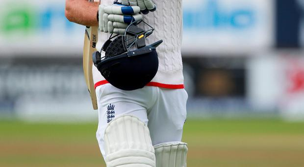 Yorkshire batsman, Adam Lyth, has failed to make a serious impact so far against Australia, hitting just 72 runs in six innings with a highest score of 37