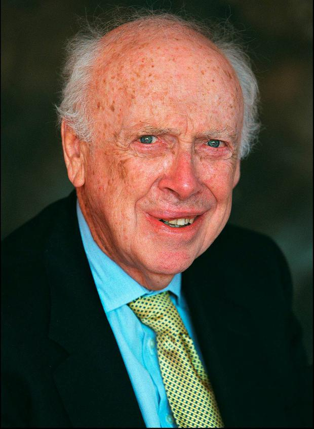 Dr James Watson, co-discoverer of the structure of DNA, has controversially claimed that antioxidants may be harmful to people with late-stage cancer