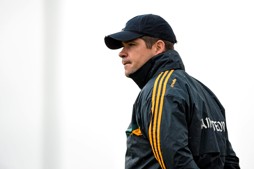 Eamonn Fitzmaurice has an abundance of options in attack