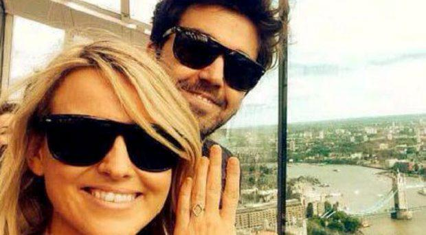 Coronas star Graham Knox and Aoife McCormick are engaged