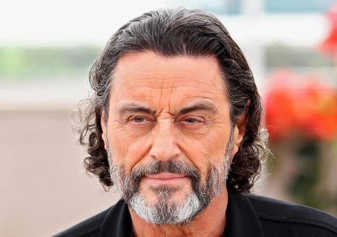 CANNES, FRANCE - MAY 14: Actor Ian McShane attends the