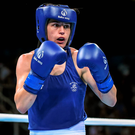 Barring a late development, Katie Taylor will not be appearing at Thomond Park on September 19