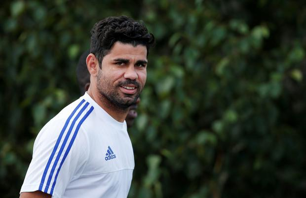 Diego Costa is a doubt for Chelsea's opener against Swansea City.