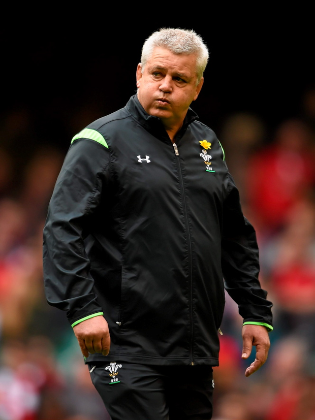 Warren Gatland: 'If you want to impress, then in front of 75,000 people with the roof closed at home, there is no better opportunity'