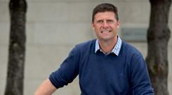 Former Irish international Niall Quinn was in Dublin yesterday to launch Sky Sports' Premier League coverage MORGAN TREACY/INPHO