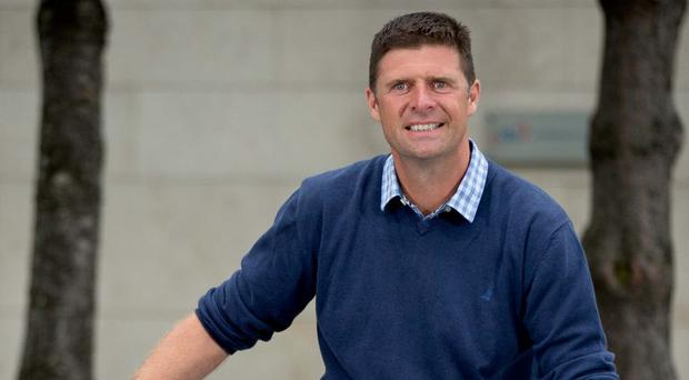 Former Irish international Niall Quinn