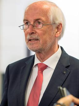 Germany's chief federal prosecutor Harald Range. Photo: AP