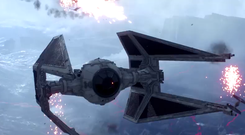 Star Wars Battlefront - Trailer Screengrab