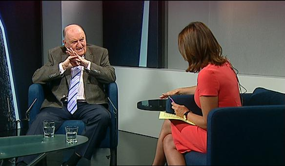 The Late Review with Colette Fitzpatrick on TV3 (Photo: TV3)