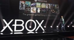 Xbox had the first press conference at Gamescom 2015