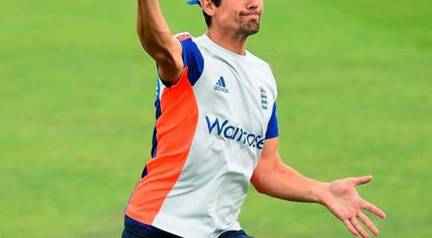 England captain Alastair Cook urges his team to etch their names into history