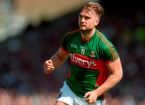 Aidan O'Shea will be crucial to Mayo's hopes of finally ending their long wait for an All-Ireland SFC title