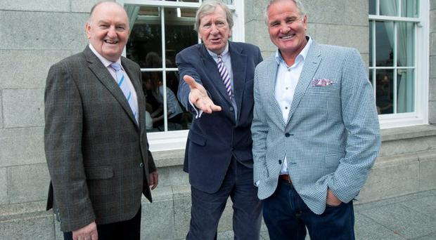 George Hook, Tom McGurk & Brent Pope