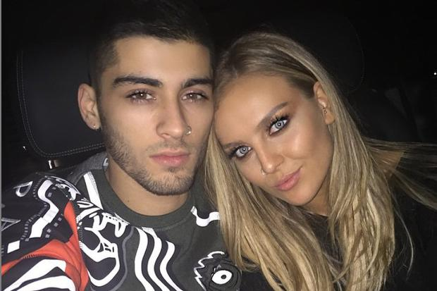 Perrie Edwards and ex fiance Zayn Malik