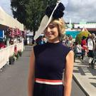 Pippa O'Connor at the Dublin Horse Show