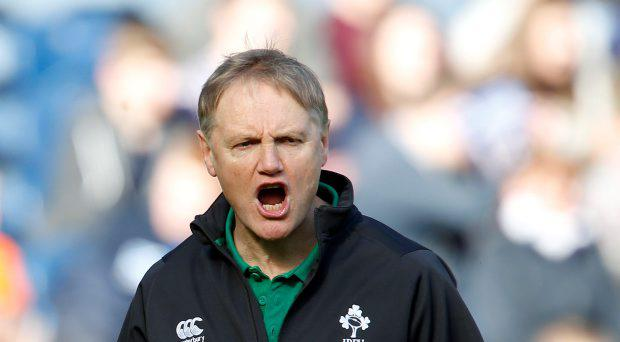 Joe Schmidt will cut as many as seven players from Ireland's World Cup training squad next week