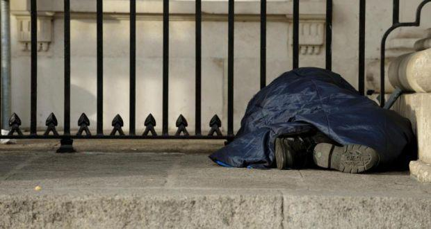 The homeless crisis in Dublin