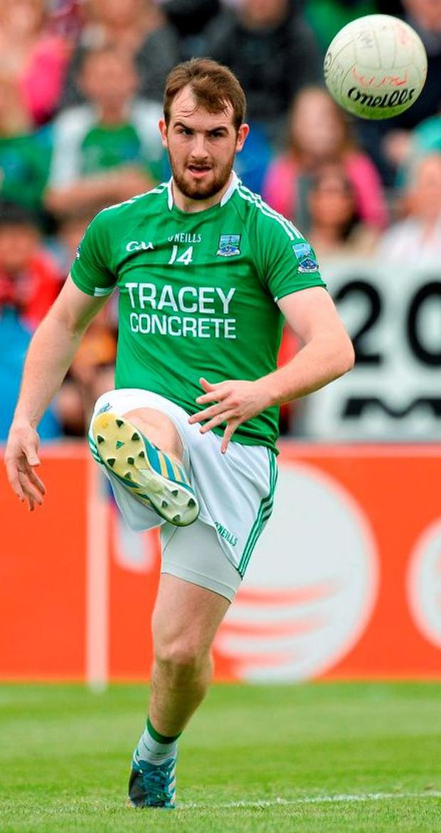 Sean Quigley: 'The whole talk has been of Fermanagh 'celebrating defeat'. In no way were we celebrating getting beaten – we were celebrating the fantastic year that we've had'