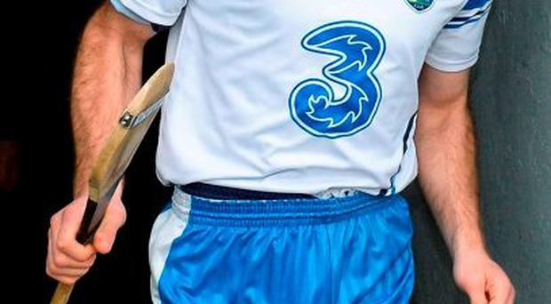 No matter what number jersey he wears, Michael 'Brick' Walsh is the man Waterford players and manager Derek McGrath turn to for inspiration