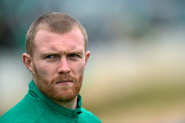 Keith Earls: his acceleration off the mark and his ability to cover wing, centre and full-back make him a valuable squad asset, but he also possesses that spark of magic that is capable of unlocking opposition defences