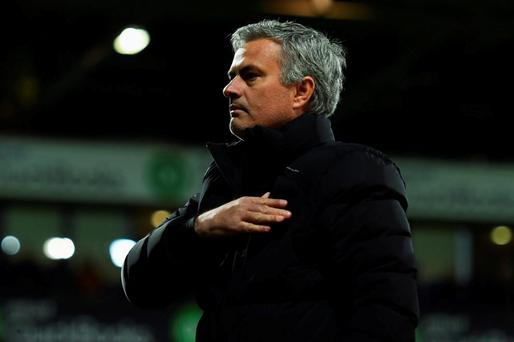 Jose Mourinho is just as famous for his touchline altercations as he is for his haul of trophies