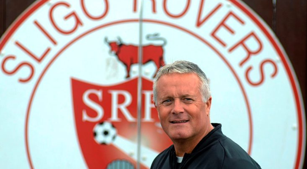New Sligo Rovers manager Micky Adams will be hoping to hit the ground running when Cork City visit the Showgrounds tomorrow