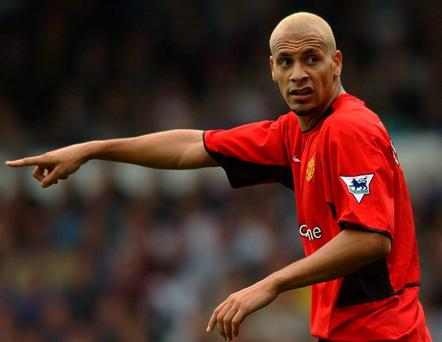 Rio Ferdinand had a highly distinguished career at Man Utd