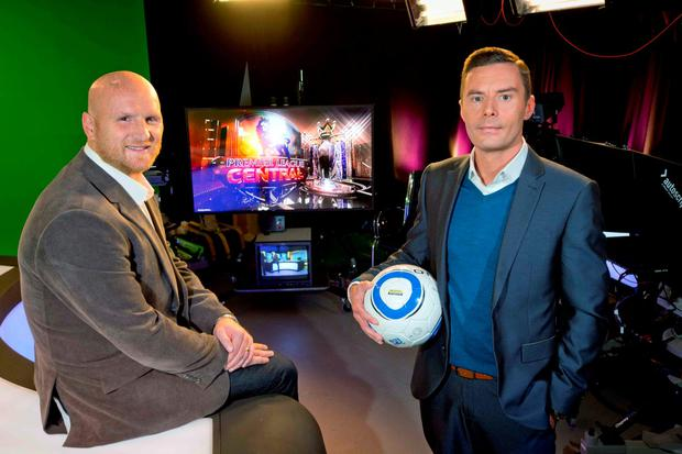 Presenter Conor Morris and pundits Kenny Cunningham, John Hartson and Matt Holland were at the Setanta Sports studios in Dublin to mark the return of Premier League Central for the 2015/2016 Premier League season. Premier League Central, the first place to see Premier League highlights, is back on the air tomorrow at 8.30pm.