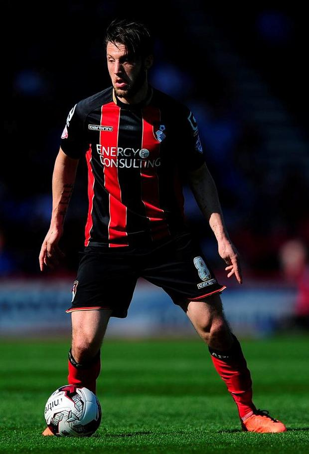 Harry Arter of AFC Bournemouth