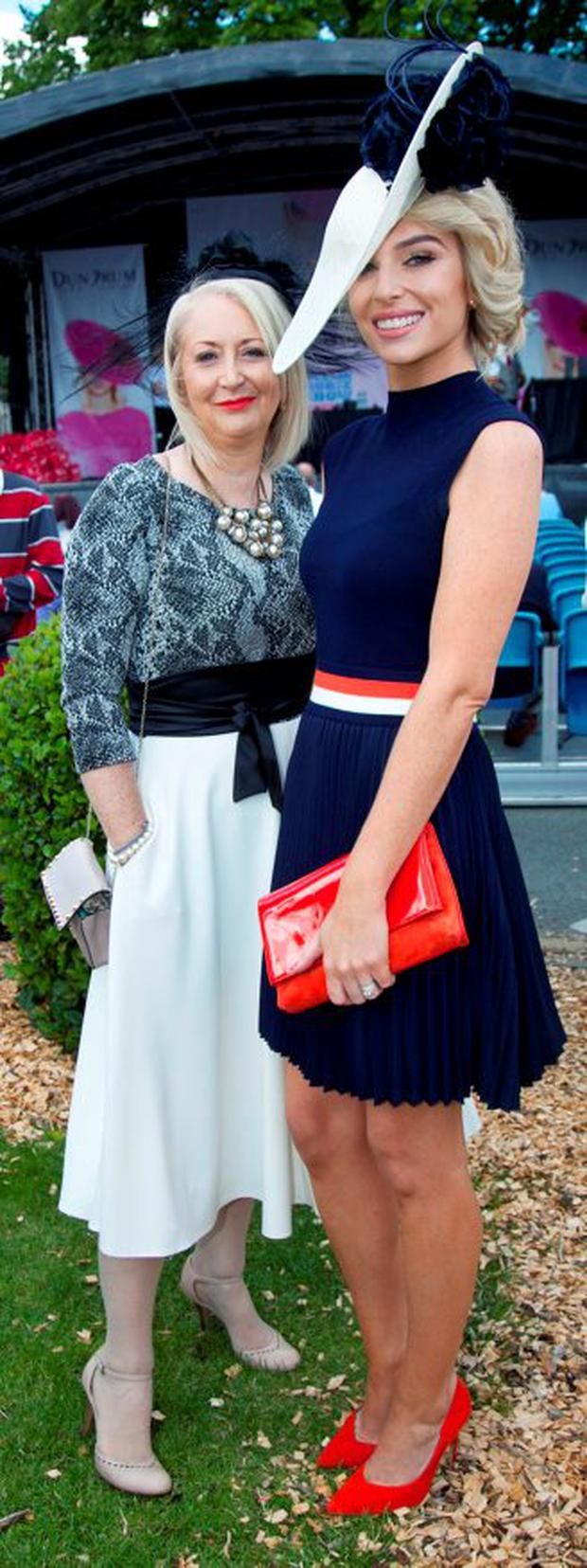 Judges Bairbre Power and Pippa O'Connor