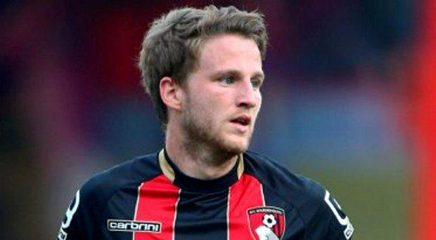 Eunan O'Kane of Bournemouth